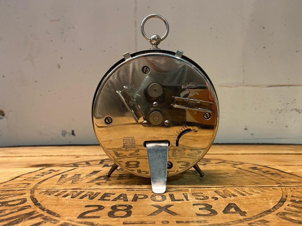 7月11日(土)マグネッツ大阪店アメリカン雑貨入荷日!! #1 AntiqueAlarmClock 1910\'~Westclox BigBen Style-1~9 &  INGRAHAM,ELGIN!_c0078587_12562748.jpg