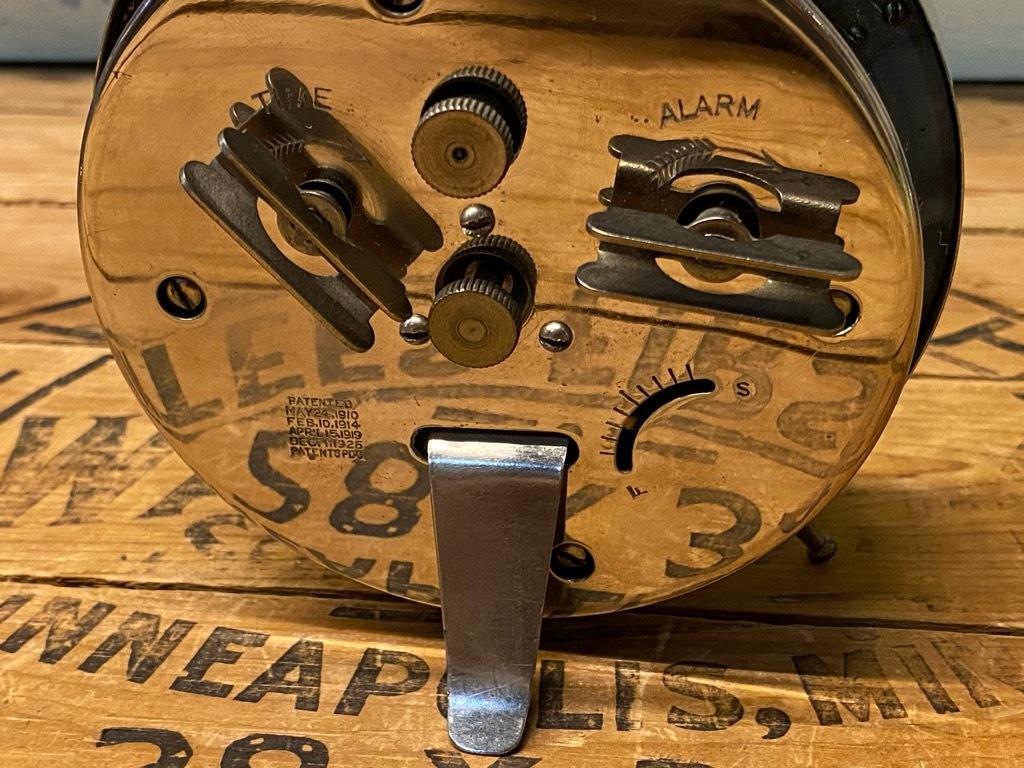 7月11日(土)マグネッツ大阪店アメリカン雑貨入荷日!! #1 AntiqueAlarmClock 1910\'~Westclox BigBen Style-1~9 &  INGRAHAM,ELGIN!_c0078587_12563978.jpg