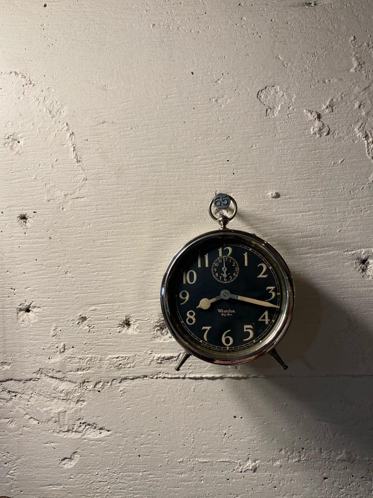 7月11日(土)マグネッツ大阪店アメリカン雑貨入荷日!! #1 AntiqueAlarmClock 1910\'~Westclox BigBen Style-1~9 &  INGRAHAM,ELGIN!_c0078587_13010531.jpg
