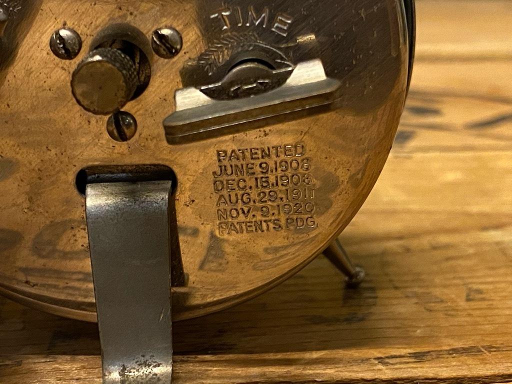 7月11日(土)マグネッツ大阪店アメリカン雑貨入荷日!! #1 AntiqueAlarmClock 1910\'~Westclox BigBen Style-1~9 &  INGRAHAM,ELGIN!_c0078587_13011273.jpg