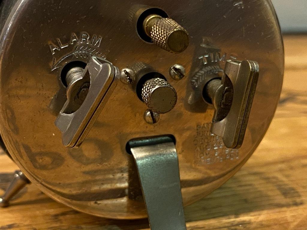 7月11日(土)マグネッツ大阪店アメリカン雑貨入荷日!! #1 AntiqueAlarmClock 1910\'~Westclox BigBen Style-1~9 &  INGRAHAM,ELGIN!_c0078587_13011314.jpg