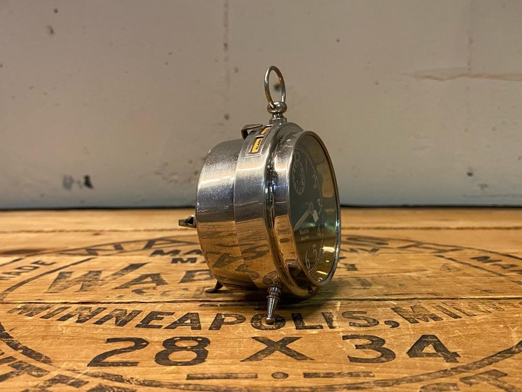 7月11日(土)マグネッツ大阪店アメリカン雑貨入荷日!! #1 AntiqueAlarmClock 1910\'~Westclox BigBen Style-1~9 &  INGRAHAM,ELGIN!_c0078587_13011833.jpg