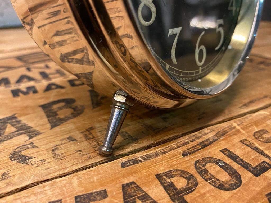 7月11日(土)マグネッツ大阪店アメリカン雑貨入荷日!! #1 AntiqueAlarmClock 1910\'~Westclox BigBen Style-1~9 &  INGRAHAM,ELGIN!_c0078587_13042094.jpg