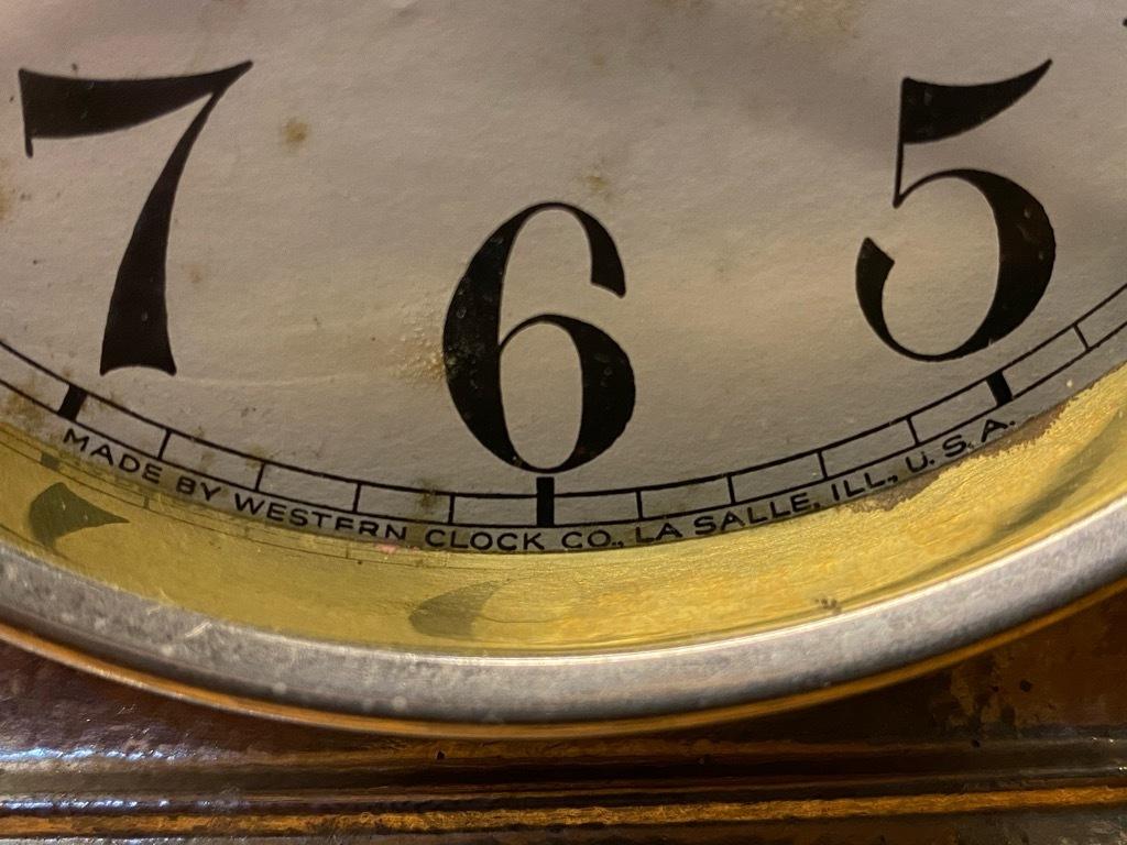 7月11日(土)マグネッツ大阪店アメリカン雑貨入荷日!! #1 AntiqueAlarmClock 1910\'~Westclox BigBen Style-1~9 &  INGRAHAM,ELGIN!_c0078587_13071799.jpg