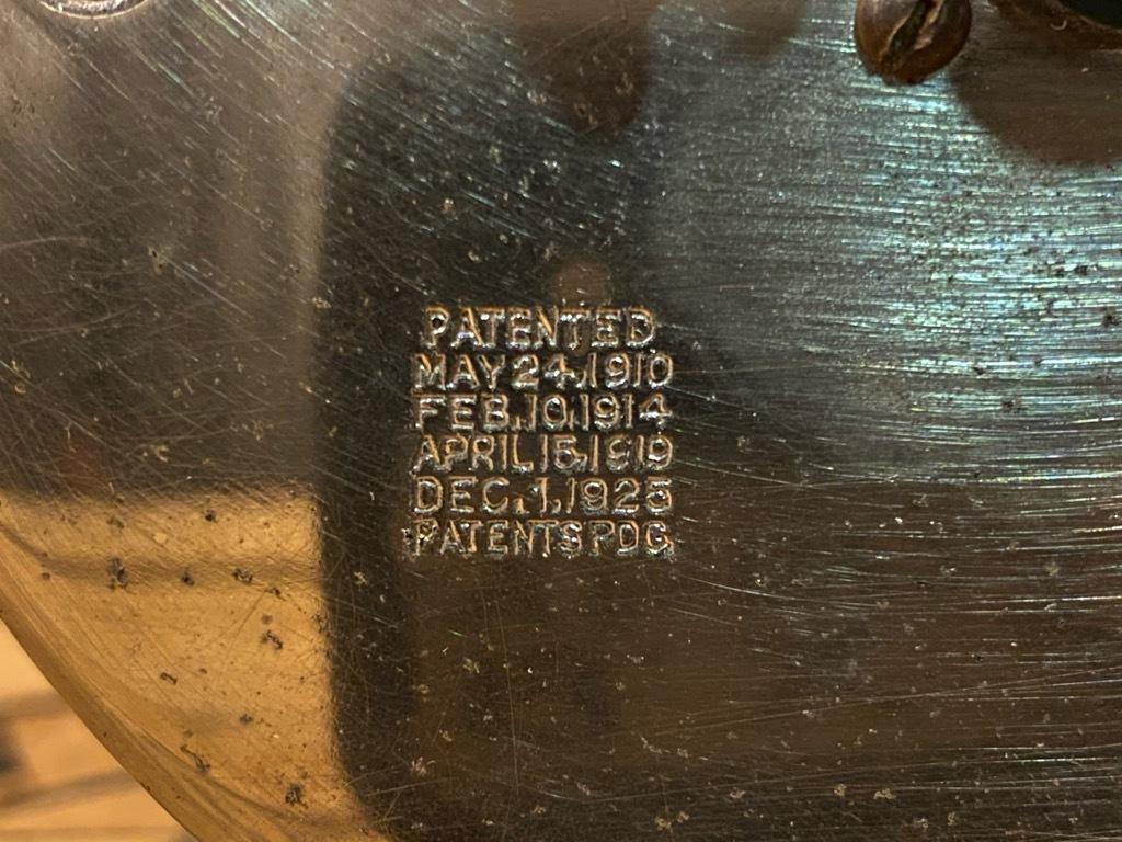 7月11日(土)マグネッツ大阪店アメリカン雑貨入荷日!! #1 AntiqueAlarmClock 1910\'~Westclox BigBen Style-1~9 &  INGRAHAM,ELGIN!_c0078587_13072242.jpg