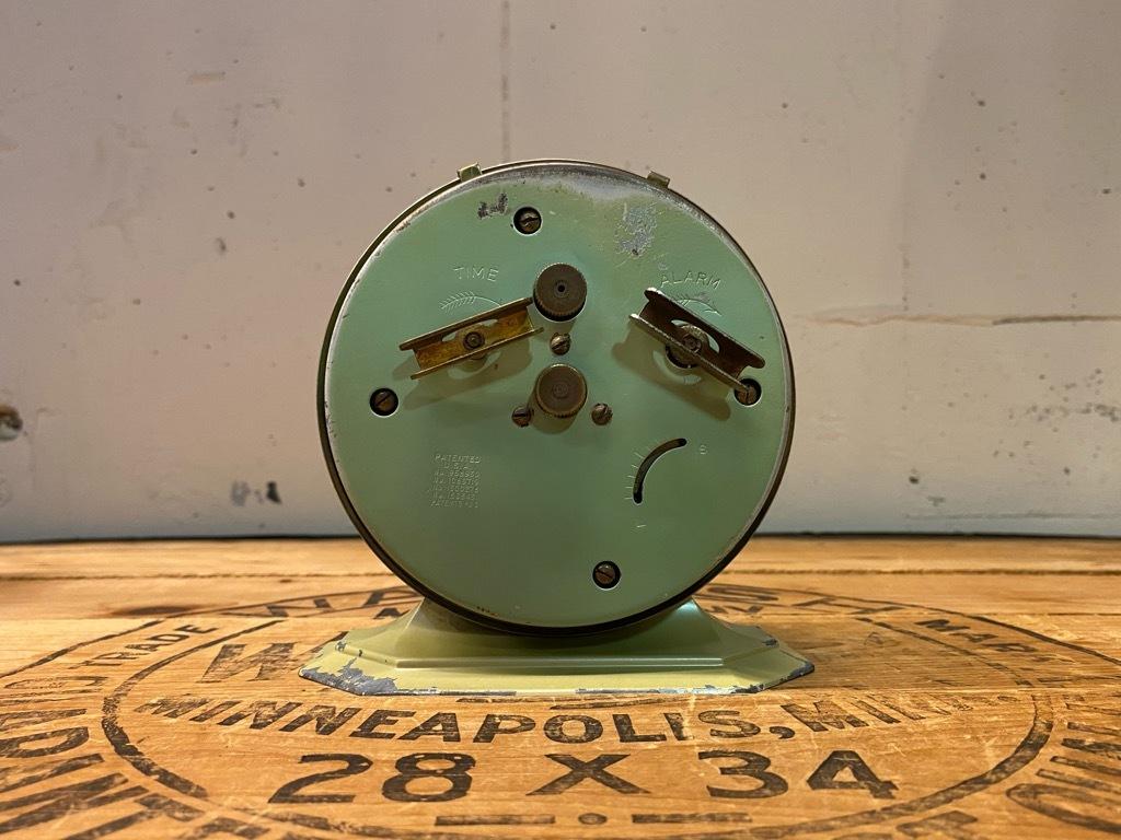 7月11日(土)マグネッツ大阪店アメリカン雑貨入荷日!! #1 AntiqueAlarmClock 1910\'~Westclox BigBen Style-1~9 &  INGRAHAM,ELGIN!_c0078587_13082097.jpg