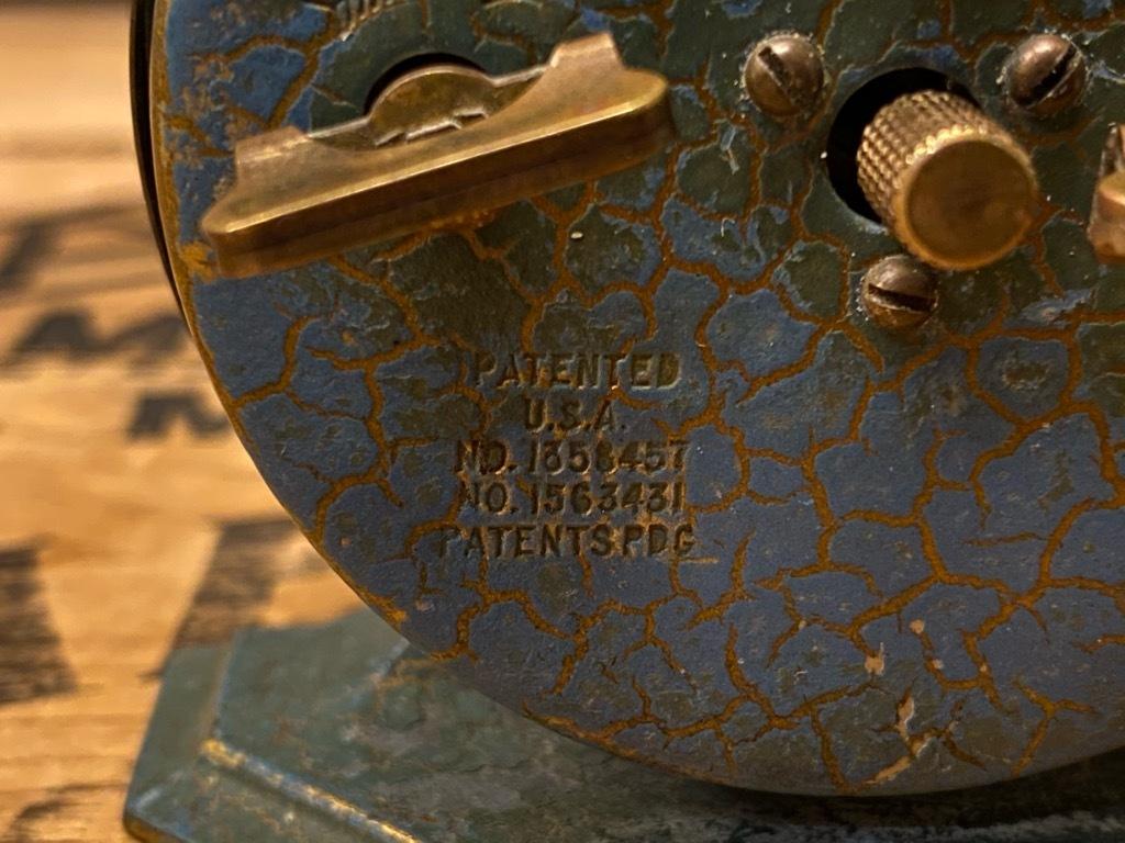 7月11日(土)マグネッツ大阪店アメリカン雑貨入荷日!! #1 AntiqueAlarmClock 1910\'~Westclox BigBen Style-1~9 &  INGRAHAM,ELGIN!_c0078587_13115648.jpg