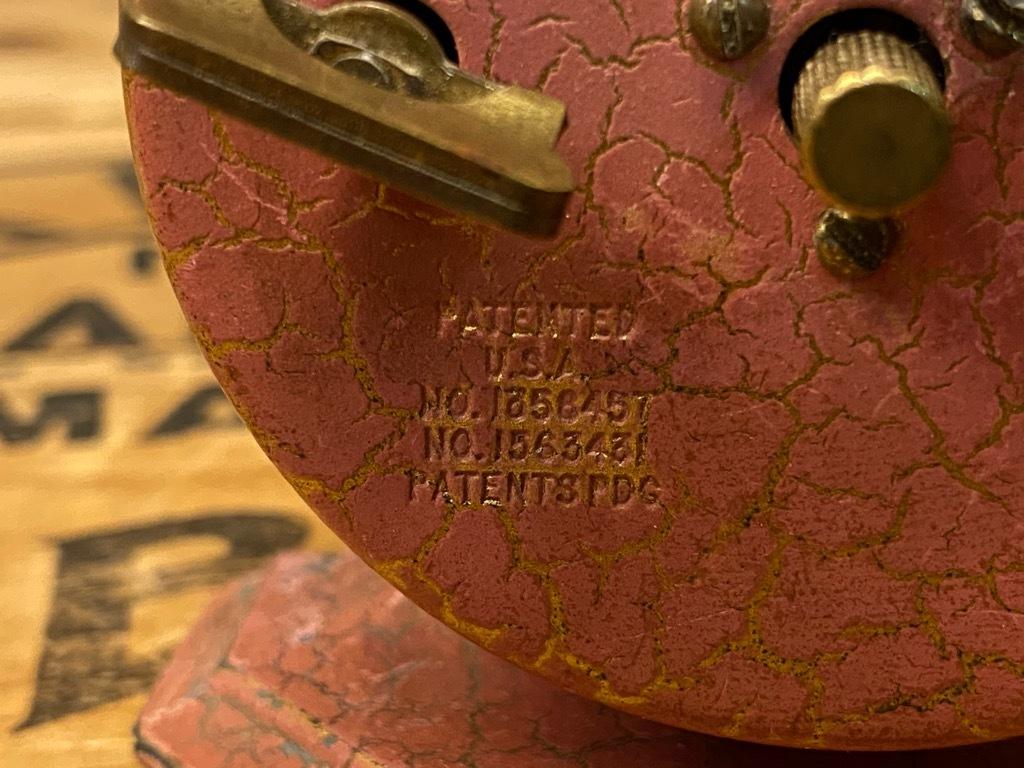 7月11日(土)マグネッツ大阪店アメリカン雑貨入荷日!! #1 AntiqueAlarmClock 1910\'~Westclox BigBen Style-1~9 &  INGRAHAM,ELGIN!_c0078587_13132287.jpg
