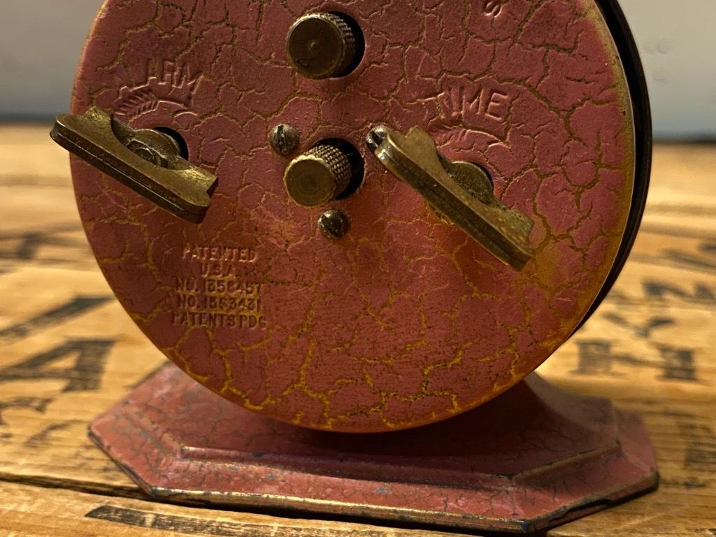 7月11日(土)マグネッツ大阪店アメリカン雑貨入荷日!! #1 AntiqueAlarmClock 1910\'~Westclox BigBen Style-1~9 &  INGRAHAM,ELGIN!_c0078587_13132350.jpg