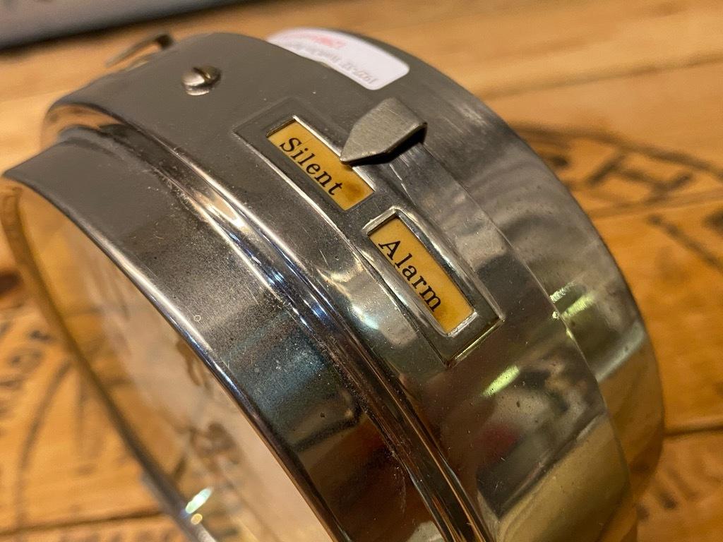 7月11日(土)マグネッツ大阪店アメリカン雑貨入荷日!! #1 AntiqueAlarmClock 1910\'~Westclox BigBen Style-1~9 &  INGRAHAM,ELGIN!_c0078587_13154625.jpg