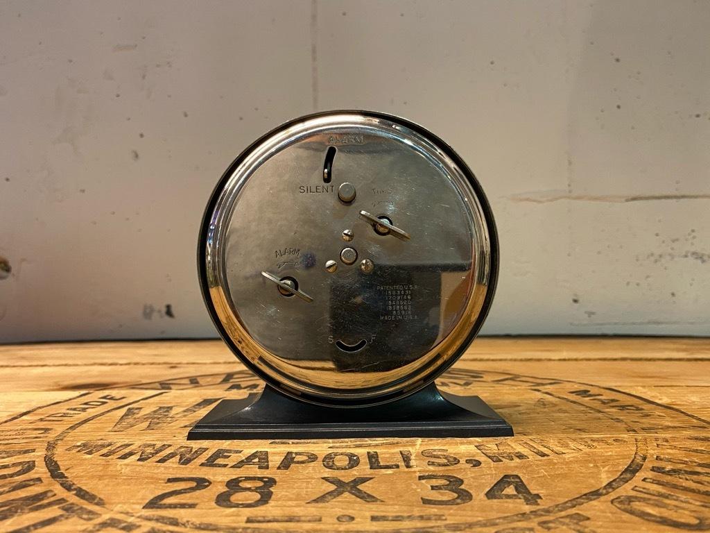 7月11日(土)マグネッツ大阪店アメリカン雑貨入荷日!! #1 AntiqueAlarmClock 1910\'~Westclox BigBen Style-1~9 &  INGRAHAM,ELGIN!_c0078587_13173816.jpg