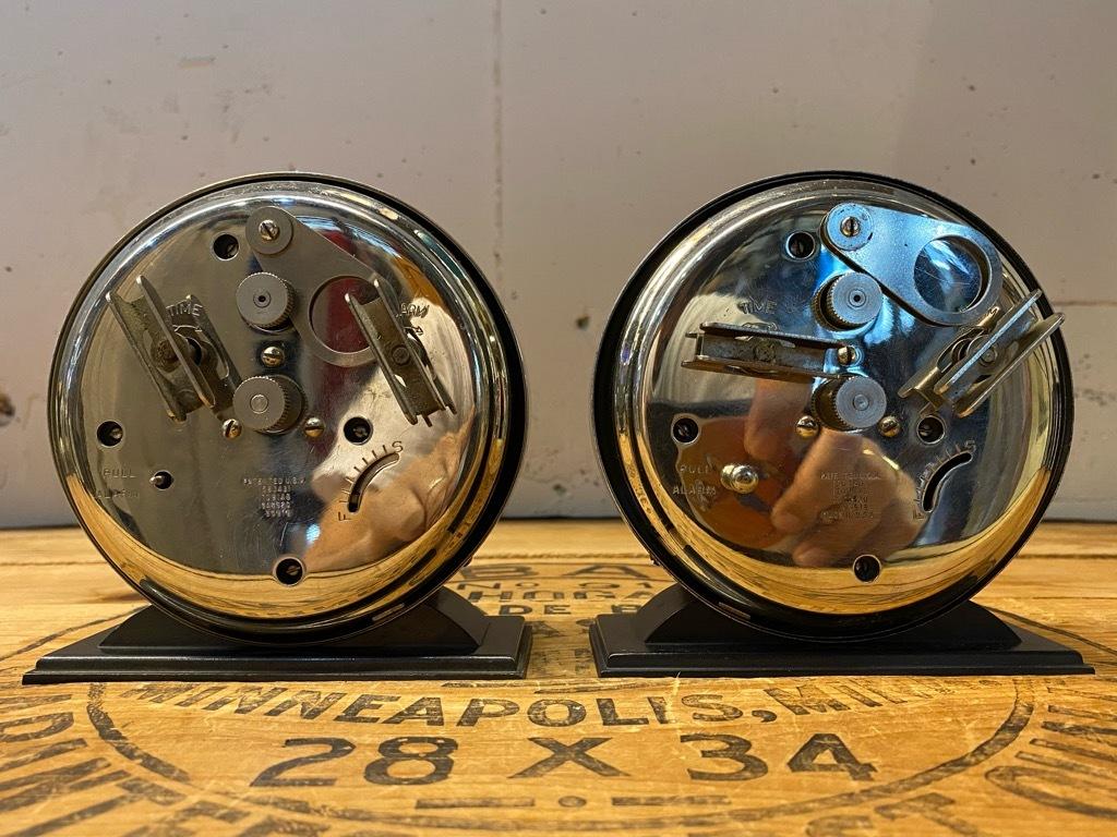 7月11日(土)マグネッツ大阪店アメリカン雑貨入荷日!! #1 AntiqueAlarmClock 1910\'~Westclox BigBen Style-1~9 &  INGRAHAM,ELGIN!_c0078587_13210084.jpg