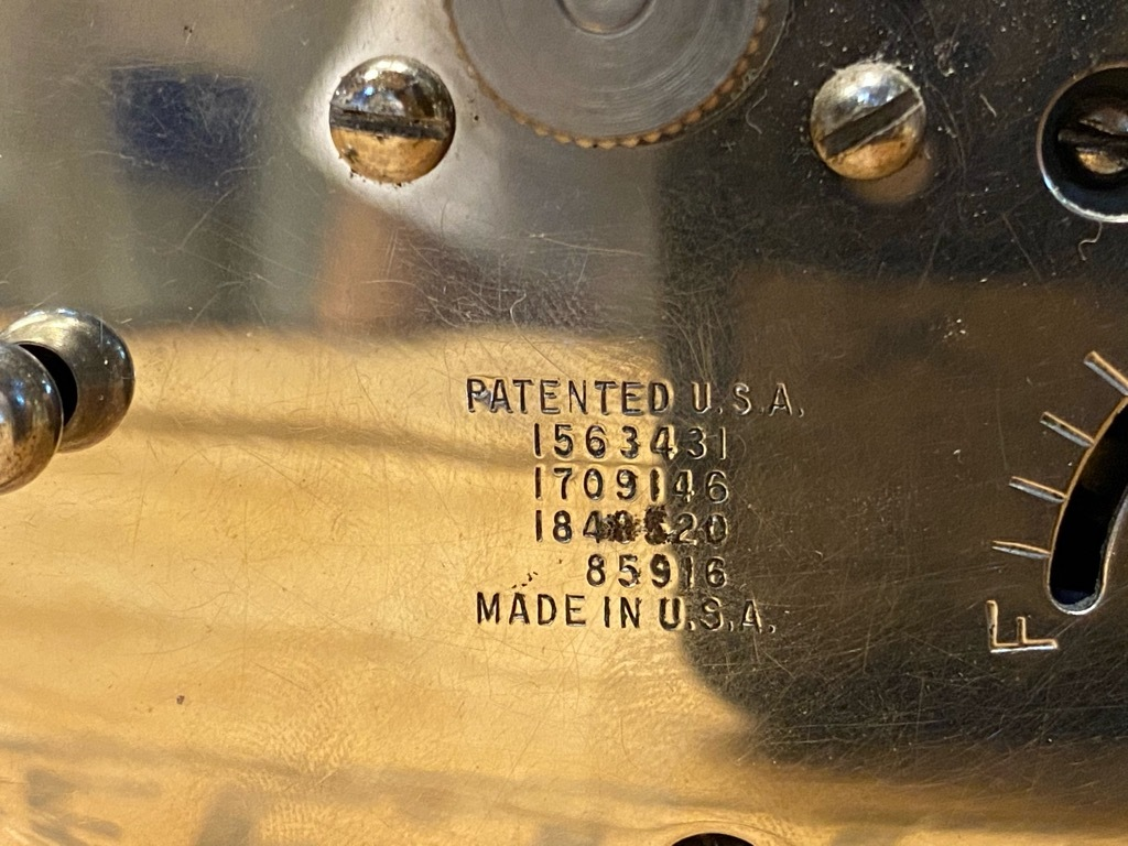 7月11日(土)マグネッツ大阪店アメリカン雑貨入荷日!! #1 AntiqueAlarmClock 1910\'~Westclox BigBen Style-1~9 &  INGRAHAM,ELGIN!_c0078587_13210818.jpg