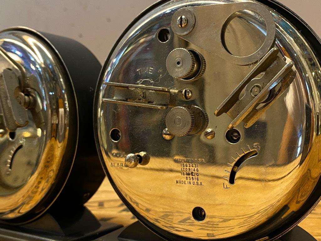 7月11日(土)マグネッツ大阪店アメリカン雑貨入荷日!! #1 AntiqueAlarmClock 1910\'~Westclox BigBen Style-1~9 &  INGRAHAM,ELGIN!_c0078587_13210841.jpg