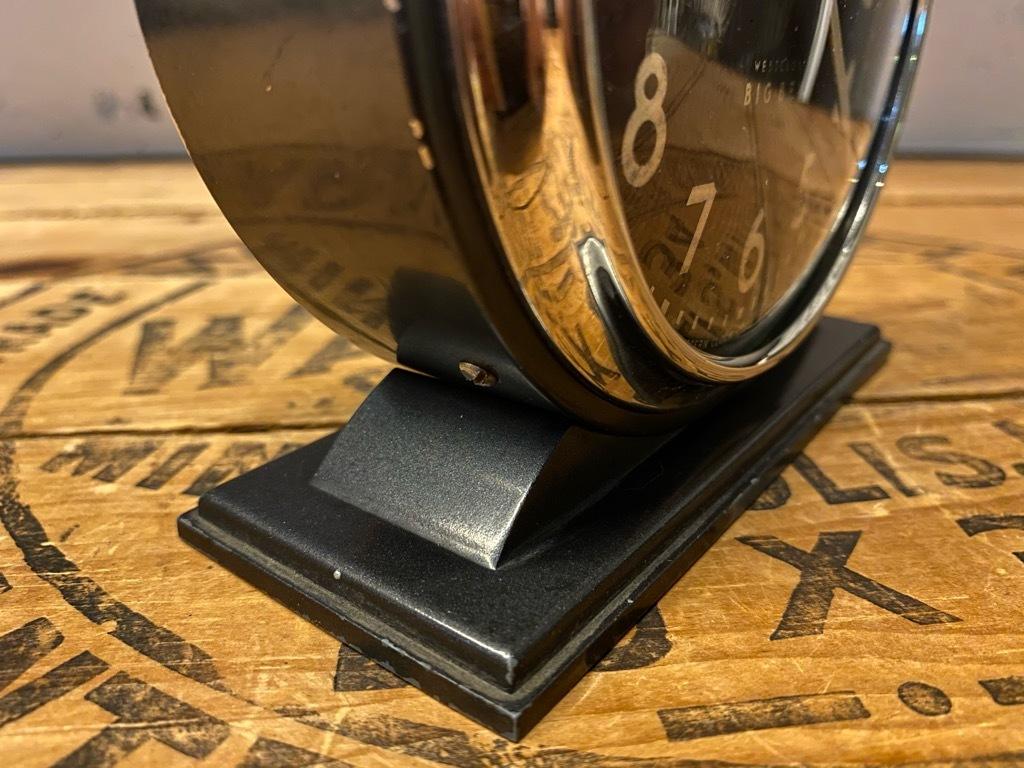 7月11日(土)マグネッツ大阪店アメリカン雑貨入荷日!! #1 AntiqueAlarmClock 1910\'~Westclox BigBen Style-1~9 &  INGRAHAM,ELGIN!_c0078587_13211100.jpg