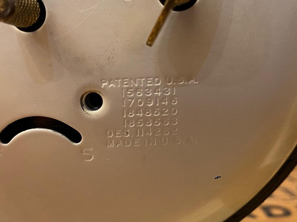 7月11日(土)マグネッツ大阪店アメリカン雑貨入荷日!! #1 AntiqueAlarmClock 1910\'~Westclox BigBen Style-1~9 &  INGRAHAM,ELGIN!_c0078587_13282743.jpg