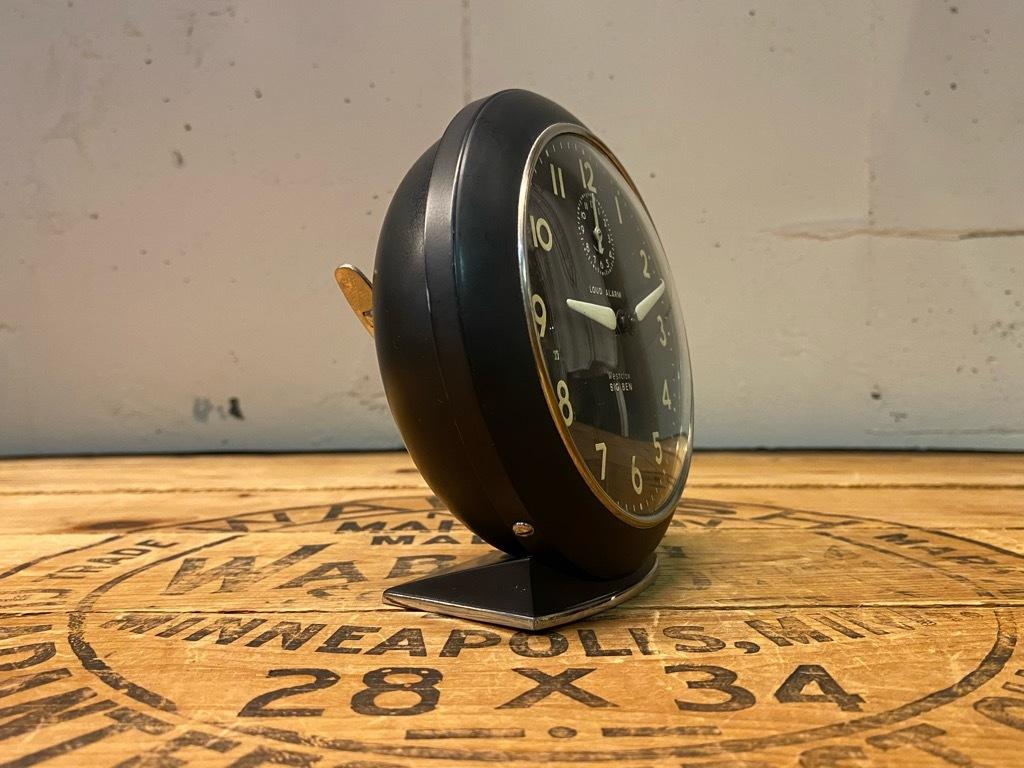 7月11日(土)マグネッツ大阪店アメリカン雑貨入荷日!! #1 AntiqueAlarmClock 1910\'~Westclox BigBen Style-1~9 &  INGRAHAM,ELGIN!_c0078587_13325166.jpg