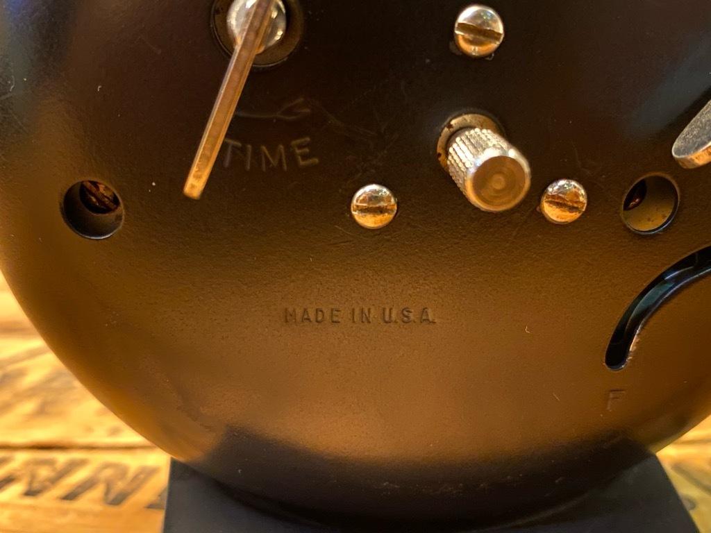 7月11日(土)マグネッツ大阪店アメリカン雑貨入荷日!! #1 AntiqueAlarmClock 1910\'~Westclox BigBen Style-1~9 &  INGRAHAM,ELGIN!_c0078587_13330525.jpg