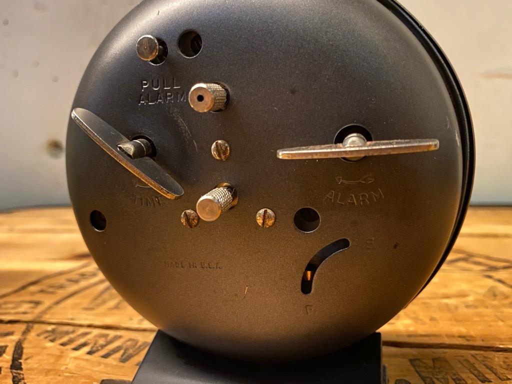 7月11日(土)マグネッツ大阪店アメリカン雑貨入荷日!! #1 AntiqueAlarmClock 1910\'~Westclox BigBen Style-1~9 &  INGRAHAM,ELGIN!_c0078587_13350732.jpg