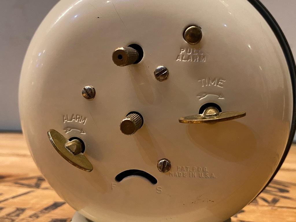 7月11日(土)マグネッツ大阪店アメリカン雑貨入荷日!! #1 AntiqueAlarmClock 1910\'~Westclox BigBen Style-1~9 &  INGRAHAM,ELGIN!_c0078587_13364441.jpg