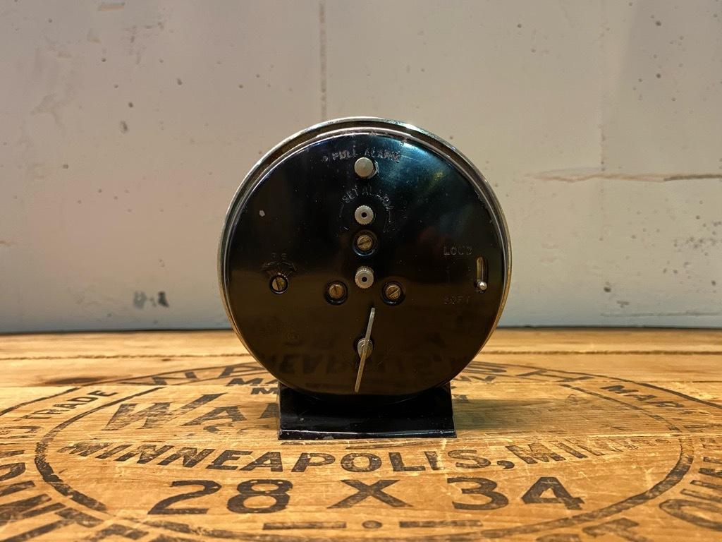 7月11日(土)マグネッツ大阪店アメリカン雑貨入荷日!! #1 AntiqueAlarmClock 1910\'~Westclox BigBen Style-1~9 &  INGRAHAM,ELGIN!_c0078587_14203373.jpg
