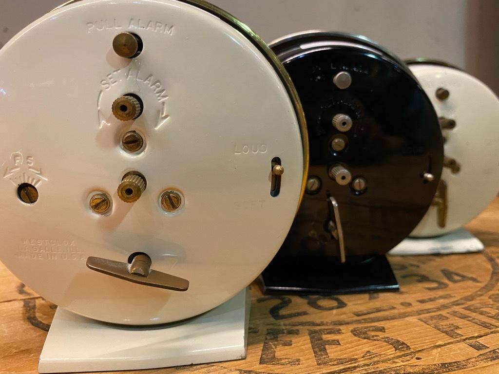 7月11日(土)マグネッツ大阪店アメリカン雑貨入荷日!! #1 AntiqueAlarmClock 1910\'~Westclox BigBen Style-1~9 &  INGRAHAM,ELGIN!_c0078587_14220081.jpg