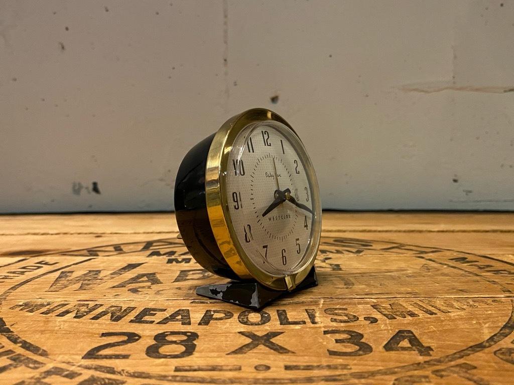 7月11日(土)マグネッツ大阪店アメリカン雑貨入荷日!! #1 AntiqueAlarmClock 1910\'~Westclox BigBen Style-1~9 &  INGRAHAM,ELGIN!_c0078587_14225460.jpg