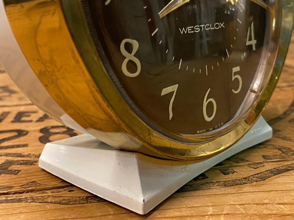 7月11日(土)マグネッツ大阪店アメリカン雑貨入荷日!! #1 AntiqueAlarmClock 1910\'~Westclox BigBen Style-1~9 &  INGRAHAM,ELGIN!_c0078587_14411267.jpg