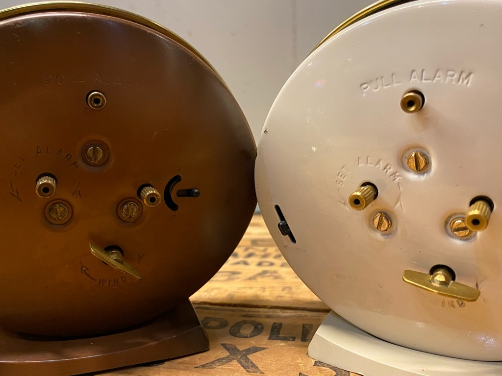 7月11日(土)マグネッツ大阪店アメリカン雑貨入荷日!! #1 AntiqueAlarmClock 1910\'~Westclox BigBen Style-1~9 &  INGRAHAM,ELGIN!_c0078587_14425580.jpg