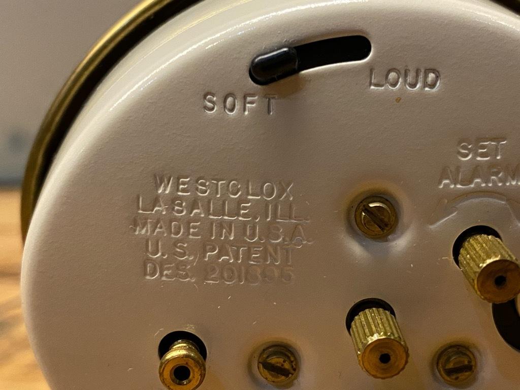 7月11日(土)マグネッツ大阪店アメリカン雑貨入荷日!! #1 AntiqueAlarmClock 1910\'~Westclox BigBen Style-1~9 &  INGRAHAM,ELGIN!_c0078587_14434060.jpg