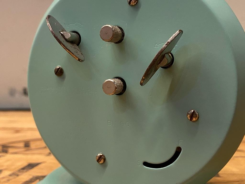 7月11日(土)マグネッツ大阪店アメリカン雑貨入荷日!! #1 AntiqueAlarmClock 1910\'~Westclox BigBen Style-1~9 &  INGRAHAM,ELGIN!_c0078587_14475708.jpg