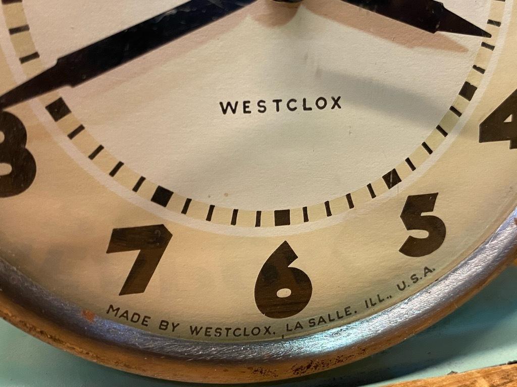 7月11日(土)マグネッツ大阪店アメリカン雑貨入荷日!! #1 AntiqueAlarmClock 1910\'~Westclox BigBen Style-1~9 &  INGRAHAM,ELGIN!_c0078587_14475864.jpg