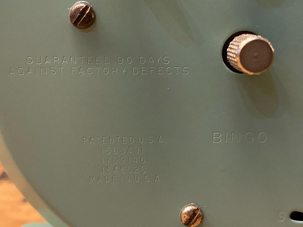 7月11日(土)マグネッツ大阪店アメリカン雑貨入荷日!! #1 AntiqueAlarmClock 1910\'~Westclox BigBen Style-1~9 &  INGRAHAM,ELGIN!_c0078587_14480163.jpg