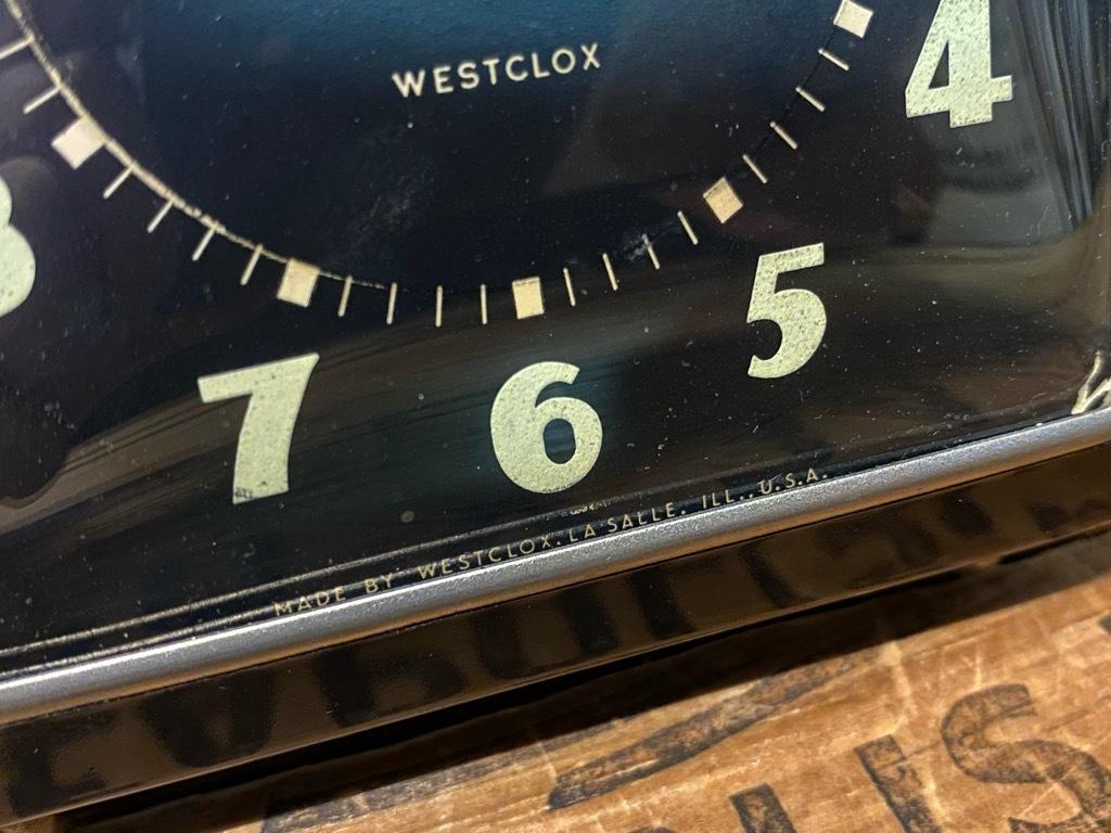 7月11日(土)マグネッツ大阪店アメリカン雑貨入荷日!! #1 AntiqueAlarmClock 1910\'~Westclox BigBen Style-1~9 &  INGRAHAM,ELGIN!_c0078587_14490856.jpg