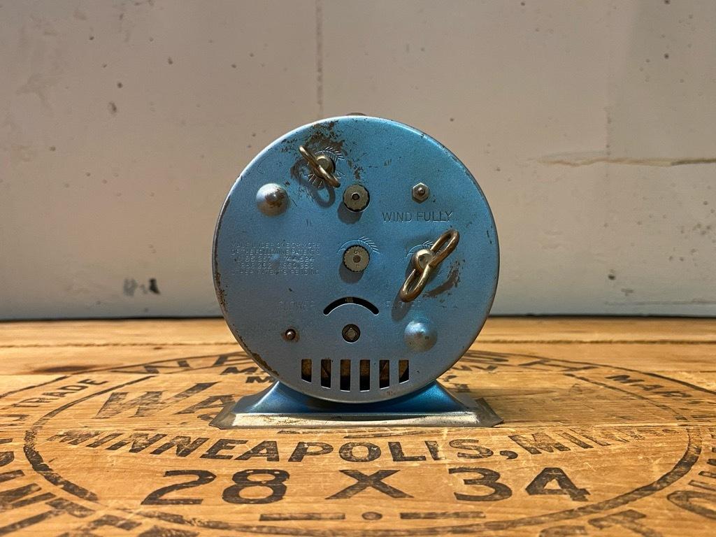 7月11日(土)マグネッツ大阪店アメリカン雑貨入荷日!! #1 AntiqueAlarmClock 1910\'~Westclox BigBen Style-1~9 &  INGRAHAM,ELGIN!_c0078587_14511703.jpg