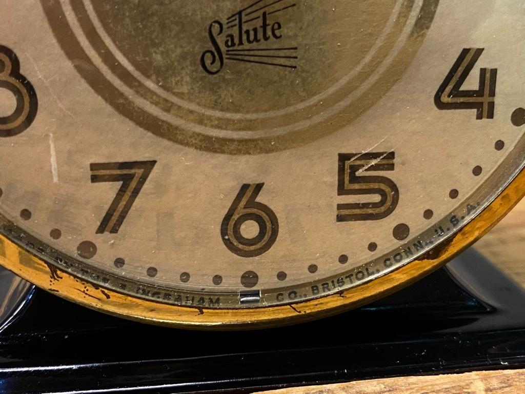 7月11日(土)マグネッツ大阪店アメリカン雑貨入荷日!! #1 AntiqueAlarmClock 1910\'~Westclox BigBen Style-1~9 &  INGRAHAM,ELGIN!_c0078587_14513322.jpg