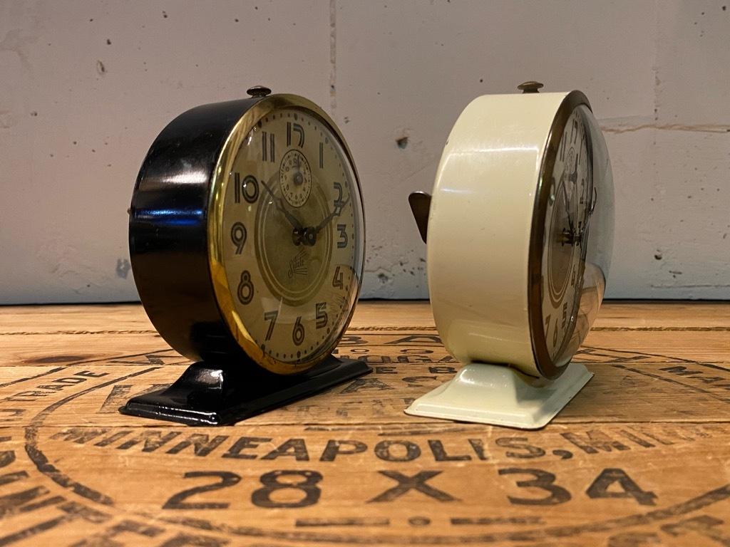 7月11日(土)マグネッツ大阪店アメリカン雑貨入荷日!! #1 AntiqueAlarmClock 1910\'~Westclox BigBen Style-1~9 &  INGRAHAM,ELGIN!_c0078587_14513398.jpg