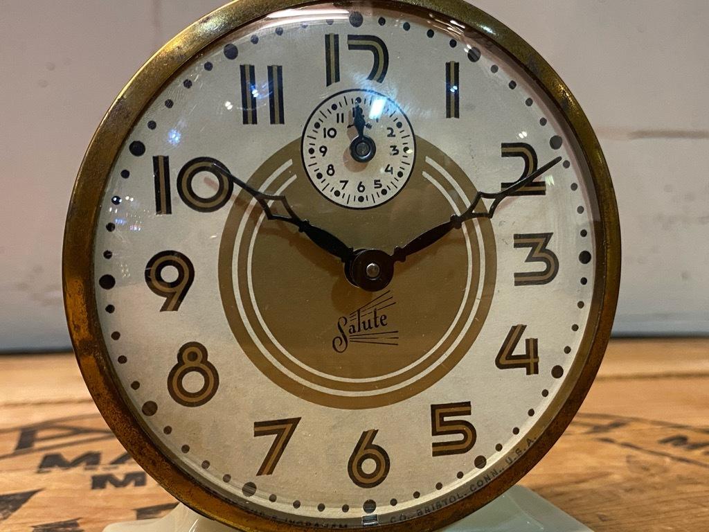 7月11日(土)マグネッツ大阪店アメリカン雑貨入荷日!! #1 AntiqueAlarmClock 1910\'~Westclox BigBen Style-1~9 &  INGRAHAM,ELGIN!_c0078587_14513809.jpg
