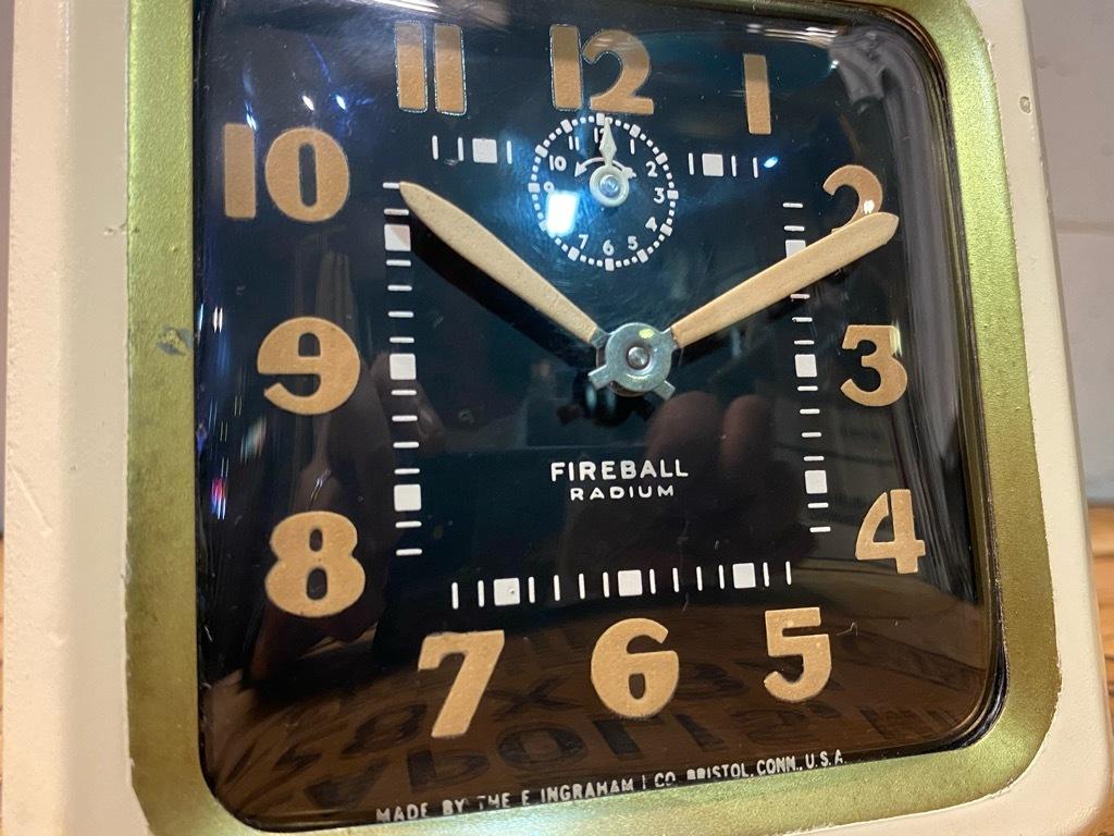 7月11日(土)マグネッツ大阪店アメリカン雑貨入荷日!! #1 AntiqueAlarmClock 1910\'~Westclox BigBen Style-1~9 &  INGRAHAM,ELGIN!_c0078587_14554389.jpg
