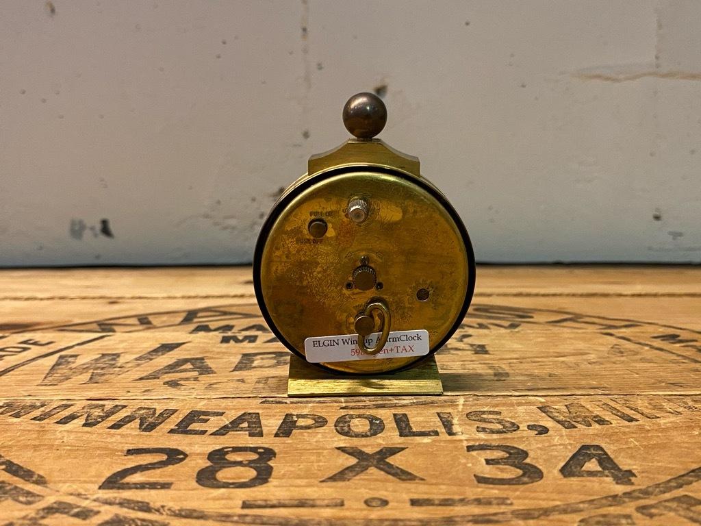 7月11日(土)マグネッツ大阪店アメリカン雑貨入荷日!! #1 AntiqueAlarmClock 1910\'~Westclox BigBen Style-1~9 &  INGRAHAM,ELGIN!_c0078587_14562968.jpg