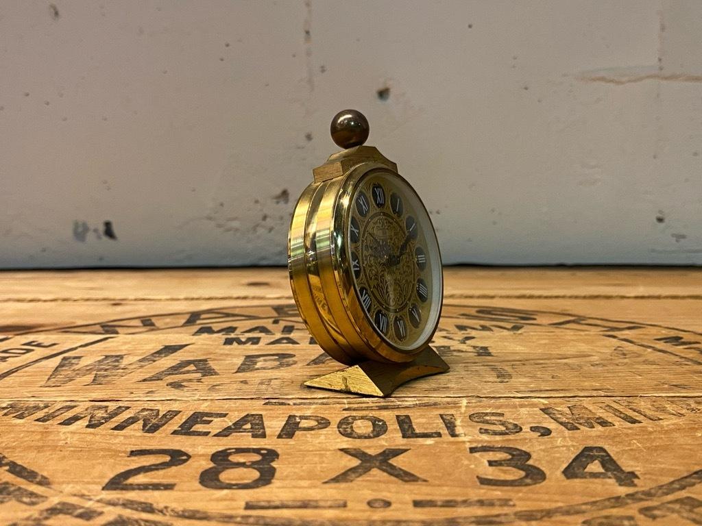 7月11日(土)マグネッツ大阪店アメリカン雑貨入荷日!! #1 AntiqueAlarmClock 1910\'~Westclox BigBen Style-1~9 &  INGRAHAM,ELGIN!_c0078587_14563040.jpg