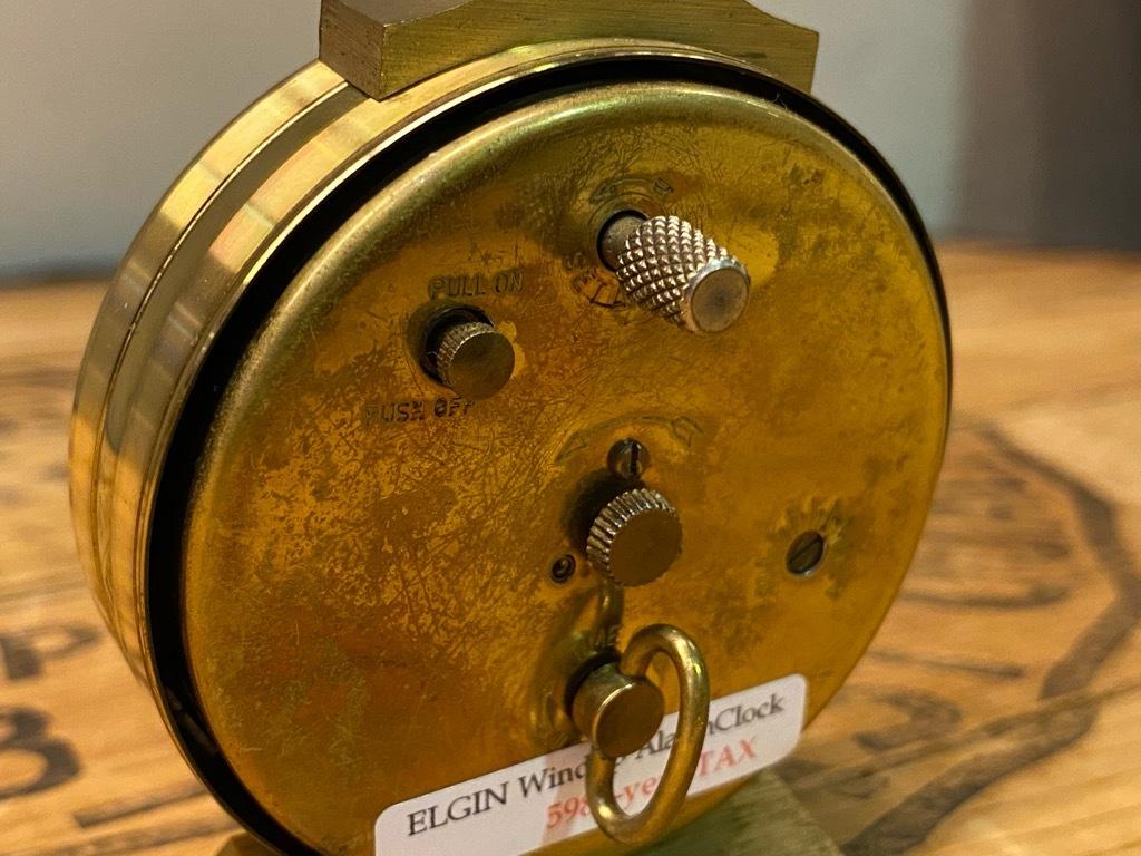 7月11日(土)マグネッツ大阪店アメリカン雑貨入荷日!! #1 AntiqueAlarmClock 1910\'~Westclox BigBen Style-1~9 &  INGRAHAM,ELGIN!_c0078587_14563431.jpg
