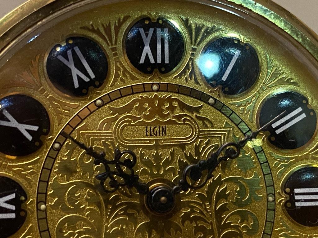 7月11日(土)マグネッツ大阪店アメリカン雑貨入荷日!! #1 AntiqueAlarmClock 1910\'~Westclox BigBen Style-1~9 &  INGRAHAM,ELGIN!_c0078587_14563595.jpg