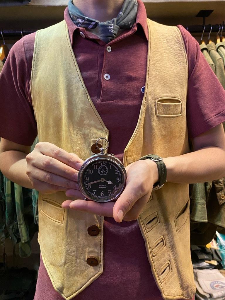 7月11日(土)マグネッツ大阪店アメリカン雑貨入荷日!! #1 AntiqueAlarmClock 1910\'~Westclox BigBen Style-1~9 &  INGRAHAM,ELGIN!_c0078587_19452250.jpg