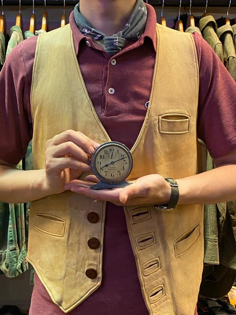 7月11日(土)マグネッツ大阪店アメリカン雑貨入荷日!! #1 AntiqueAlarmClock 1910\'~Westclox BigBen Style-1~9 &  INGRAHAM,ELGIN!_c0078587_19452997.jpg