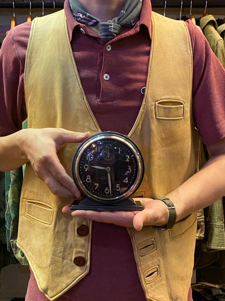 7月11日(土)マグネッツ大阪店アメリカン雑貨入荷日!! #1 AntiqueAlarmClock 1910\'~Westclox BigBen Style-1~9 &  INGRAHAM,ELGIN!_c0078587_19453539.jpg