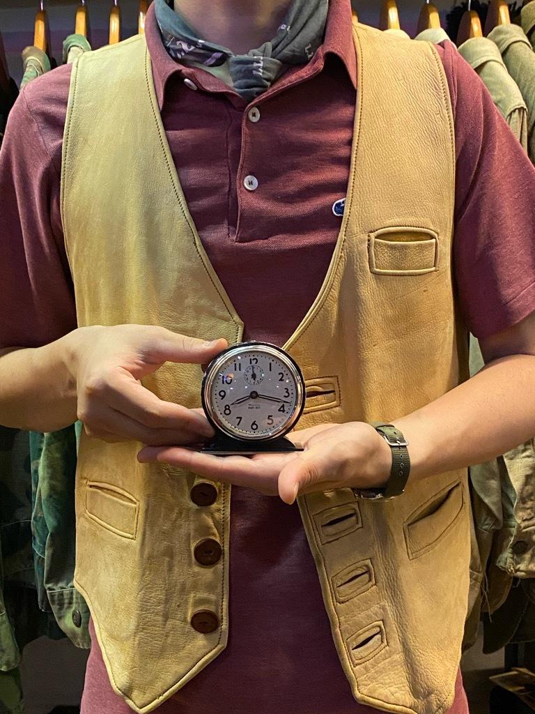 7月11日(土)マグネッツ大阪店アメリカン雑貨入荷日!! #1 AntiqueAlarmClock 1910\'~Westclox BigBen Style-1~9 &  INGRAHAM,ELGIN!_c0078587_19453861.jpg