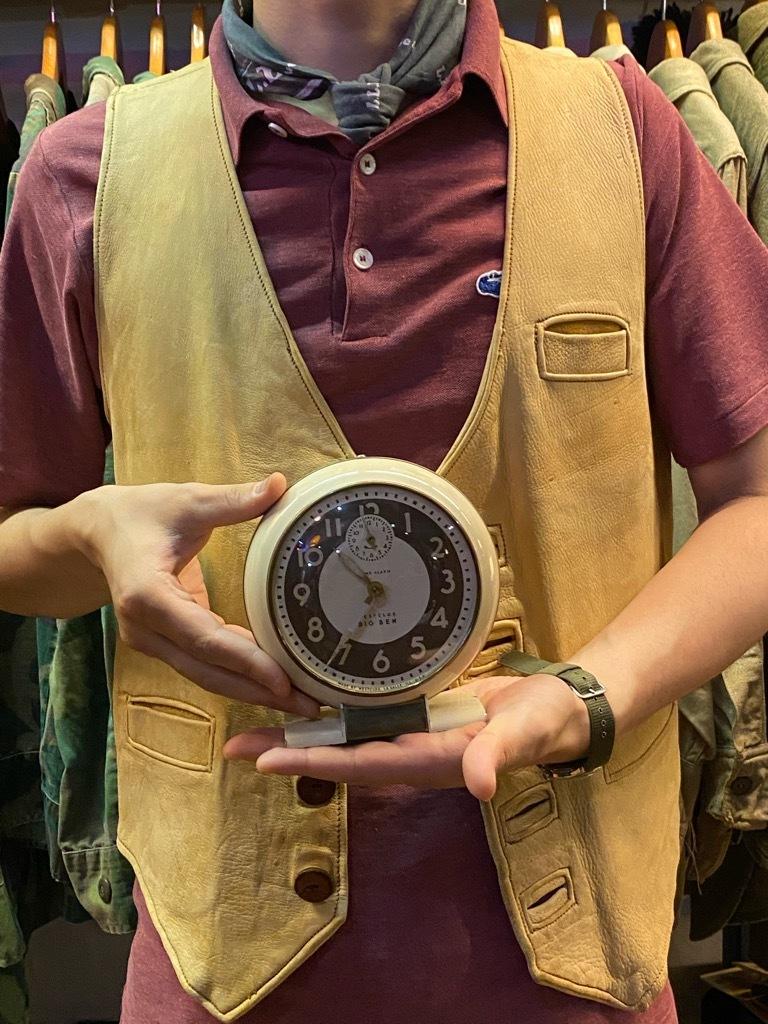 7月11日(土)マグネッツ大阪店アメリカン雑貨入荷日!! #1 AntiqueAlarmClock 1910\'~Westclox BigBen Style-1~9 &  INGRAHAM,ELGIN!_c0078587_19484651.jpg