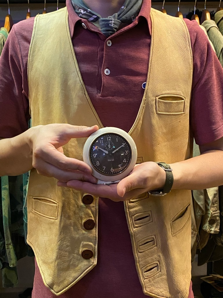 7月11日(土)マグネッツ大阪店アメリカン雑貨入荷日!! #1 AntiqueAlarmClock 1910\'~Westclox BigBen Style-1~9 &  INGRAHAM,ELGIN!_c0078587_19492464.jpg