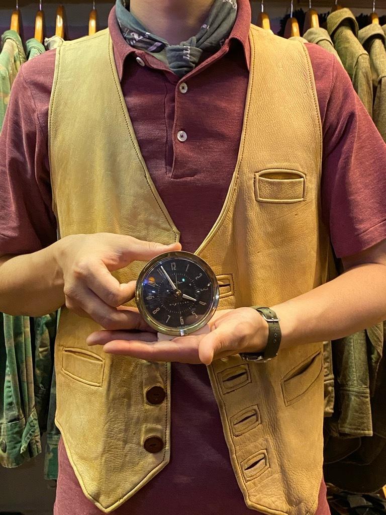7月11日(土)マグネッツ大阪店アメリカン雑貨入荷日!! #1 AntiqueAlarmClock 1910\'~Westclox BigBen Style-1~9 &  INGRAHAM,ELGIN!_c0078587_19493281.jpg